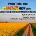 Everything You HAVE TO KNOW about Dangerous Genetically Modified Foods from Jeffrey Smith on Vimeo.